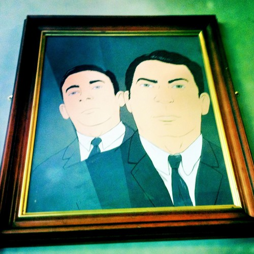 THE KRAYS - THE CARPENTERS ARMS